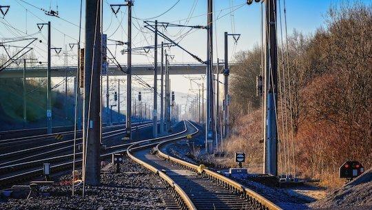 Bahnstromnetz
